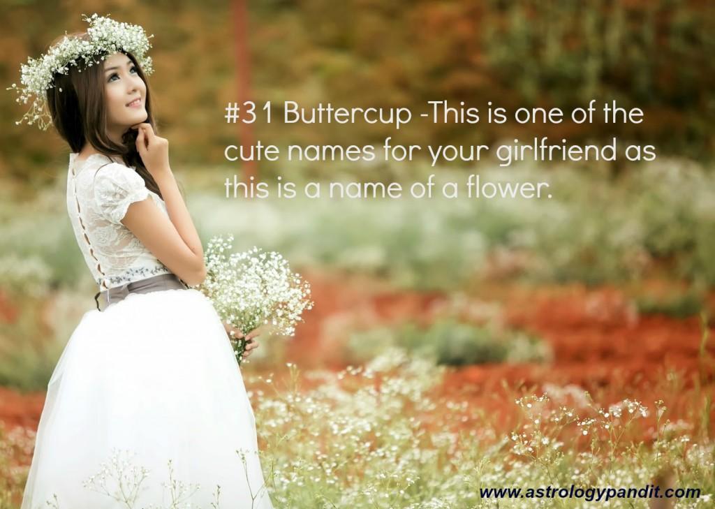 cute nicknames for girls