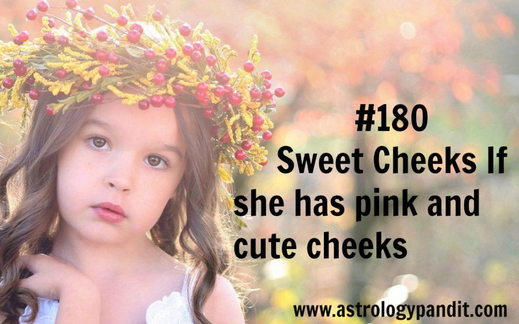 Nicknames for chubby cheeks
