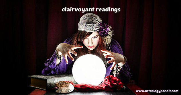 clairvoyant readings