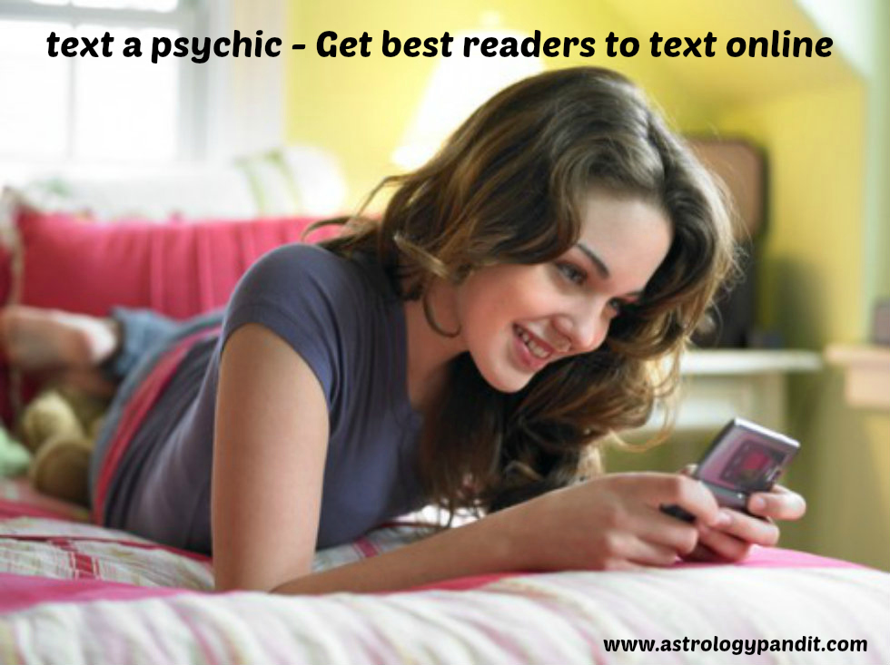 text a psychic - Get best psychic readers to text online