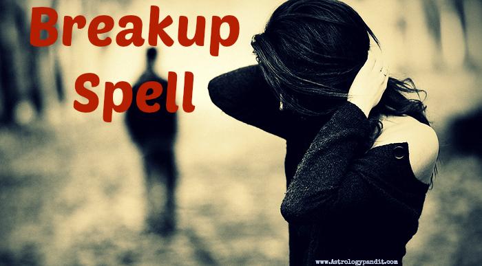breakup spell