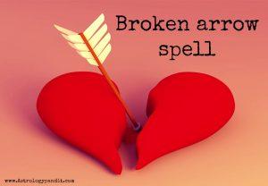 broken arrow spell