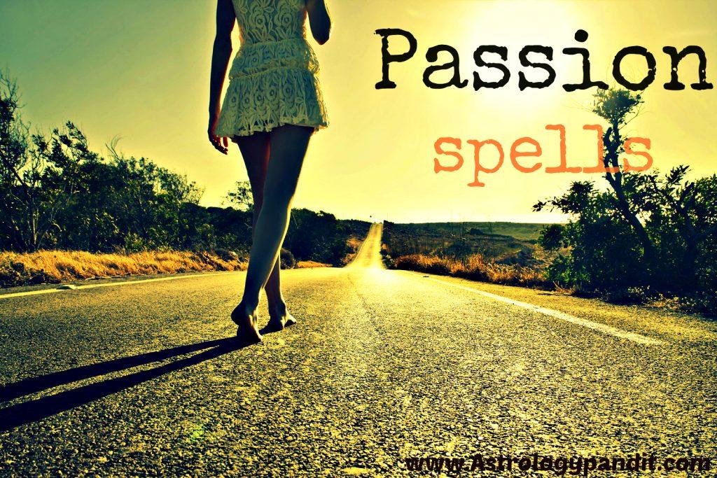 passion spells