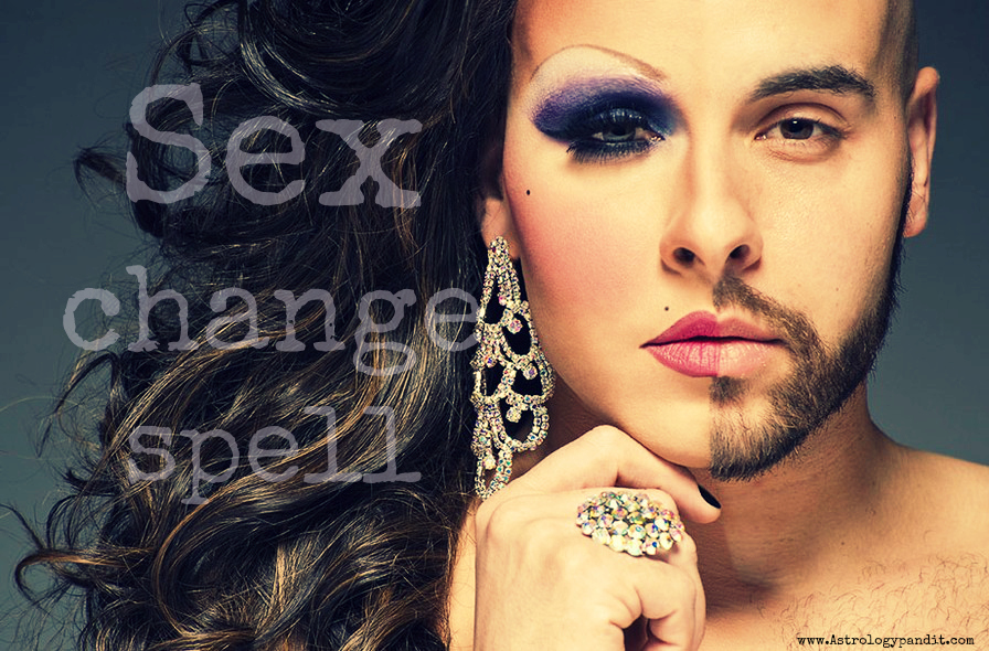sex change spell