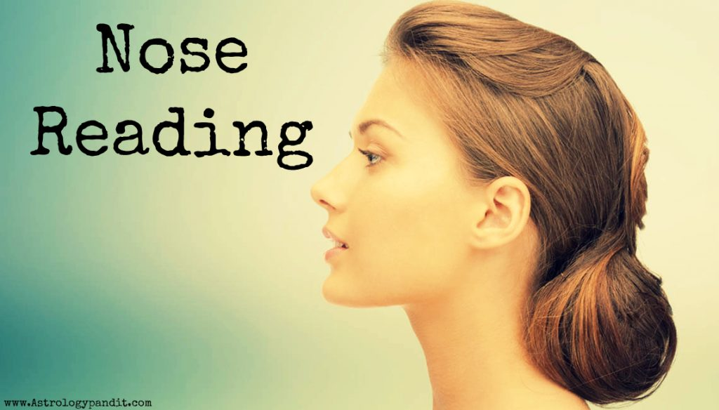 nose reading