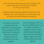 Why People Get Tarot Readings in NYC?
