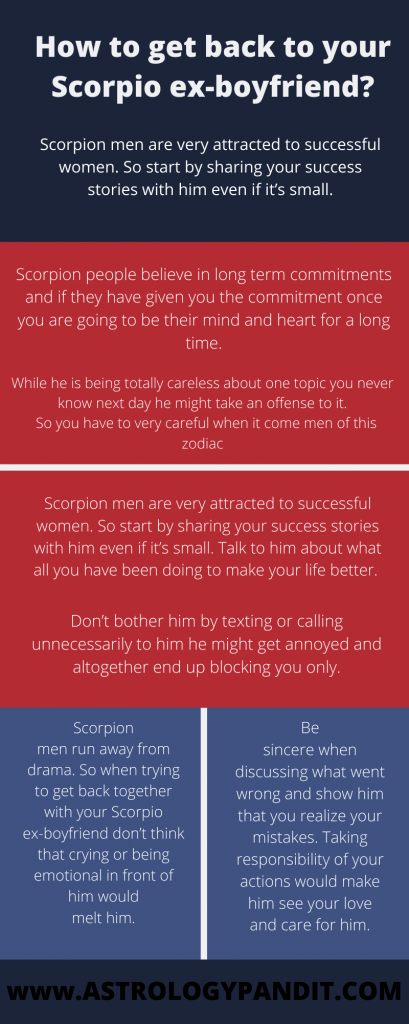 title How to get back with your Scorpio ex-boyfriend?