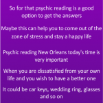 Importance of Psychic readings
