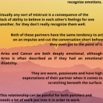 cancer man aries woman compatibility in love online