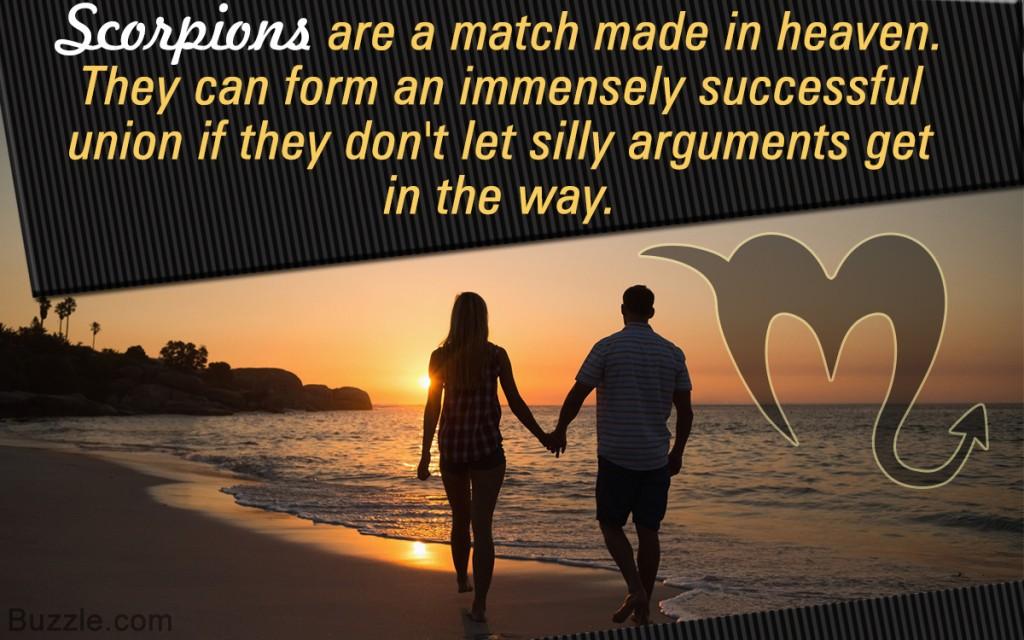 Scorpio man Scorpio woman compatibility in love online