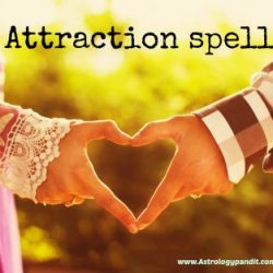 Attraction spell:Attraction spell provides best services for psychic readers.