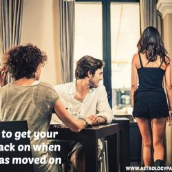 how to get your ex back on when he has moved on