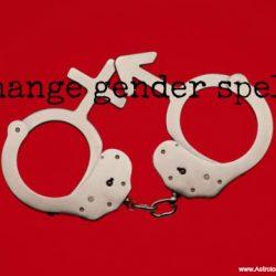 Change gender spell get a psychic help you in Change gender spell