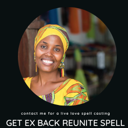get ex back reunite spell caster profile - strength card